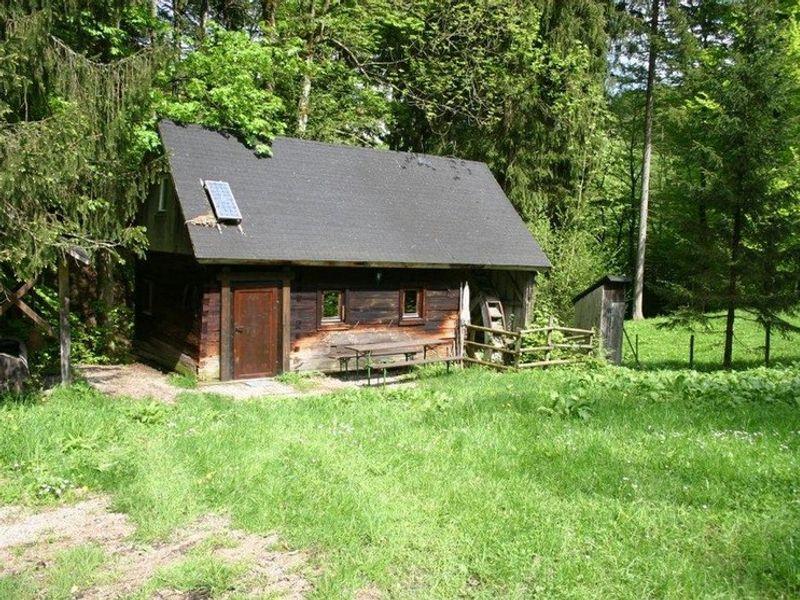 MUL-NOE Frankfenfels Hütte