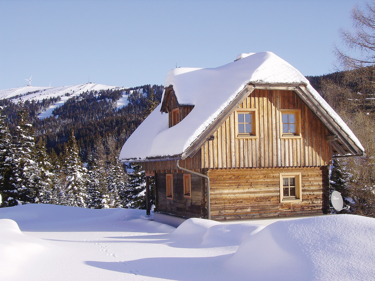 AAG-STM Lachtal Hütte