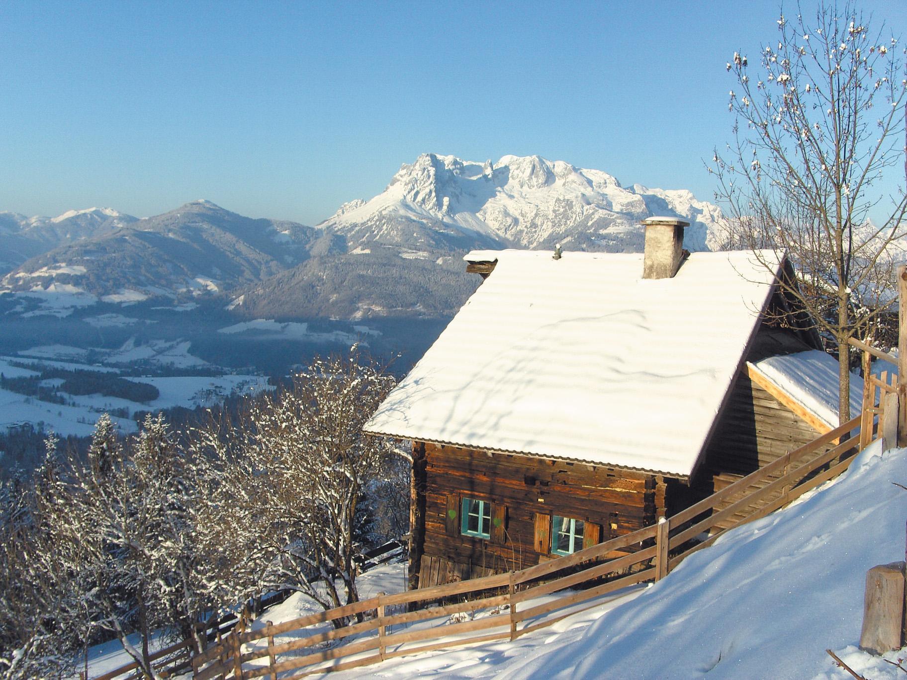 WEG-SBG Werfenweng Hütte